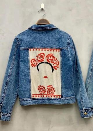 Jaqueta Jeans Frida