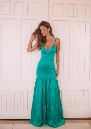 Vestido Longo Fernanda
