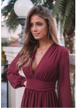 Vestido Midi Fábia